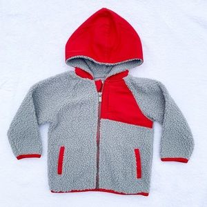 Old Navy Fleece Jacket Size 18-24 Months NWT